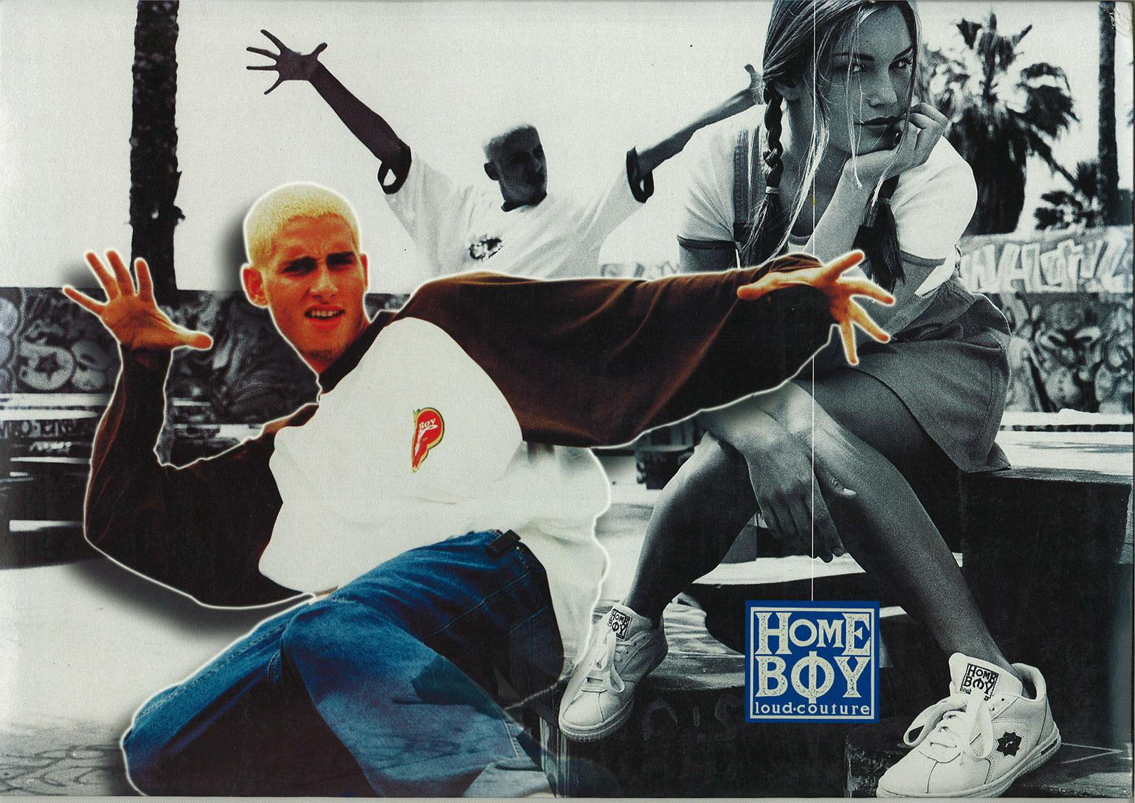 1996 Homeboy Loud Couture