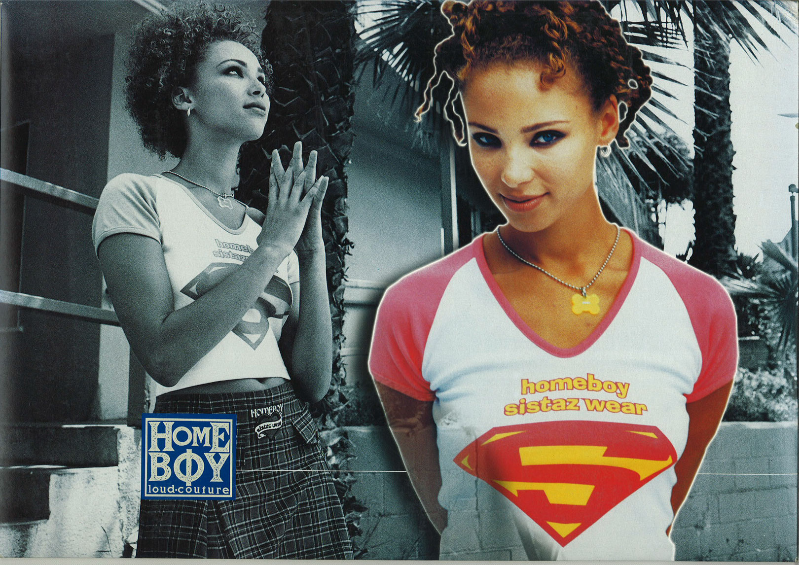 1996 Homeboy Sistazwear