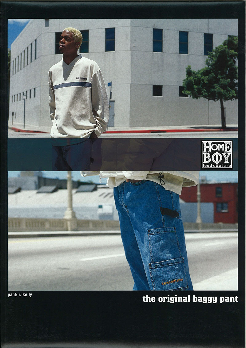 1998 Homeboy The original baggy pant