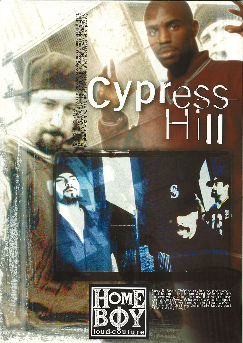 Homeboy CypressHill