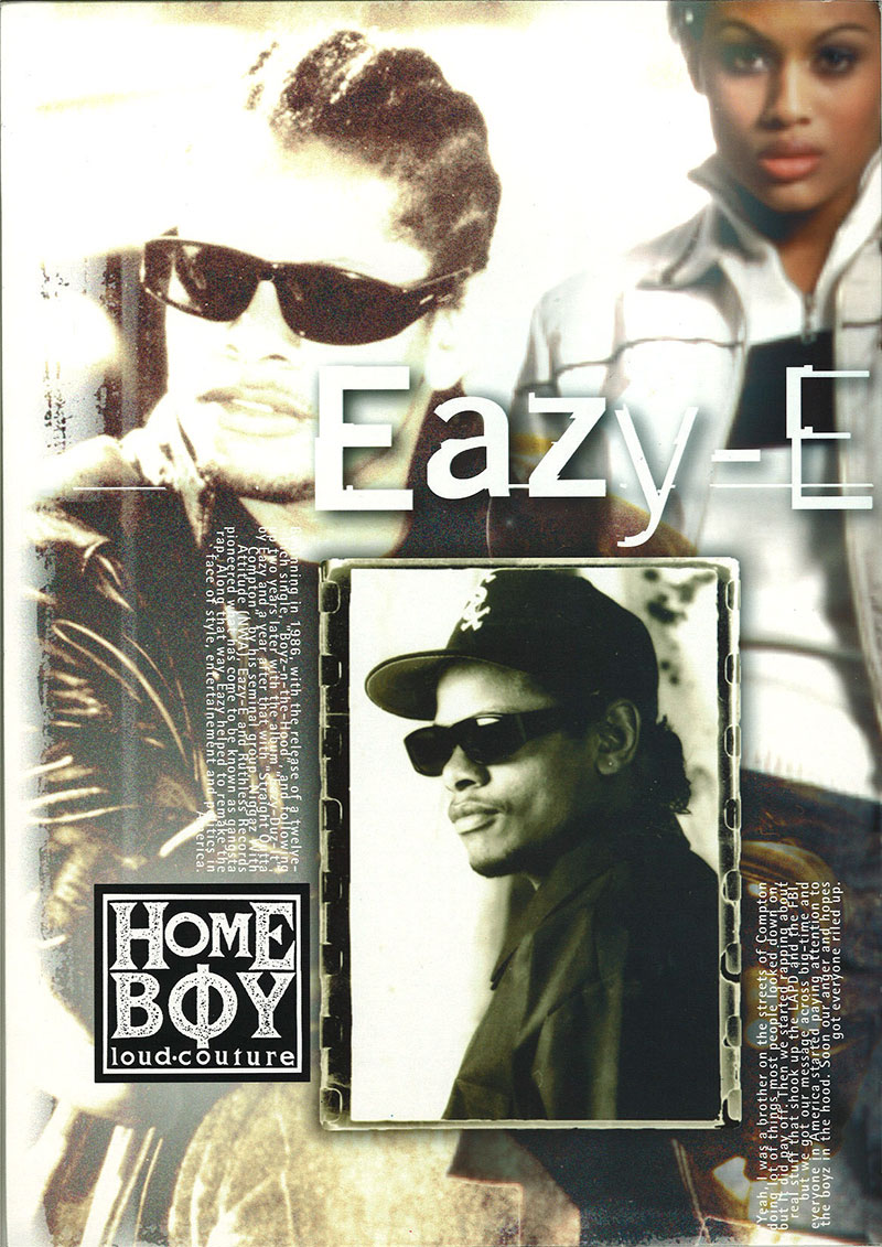 Homeboy Eazy E