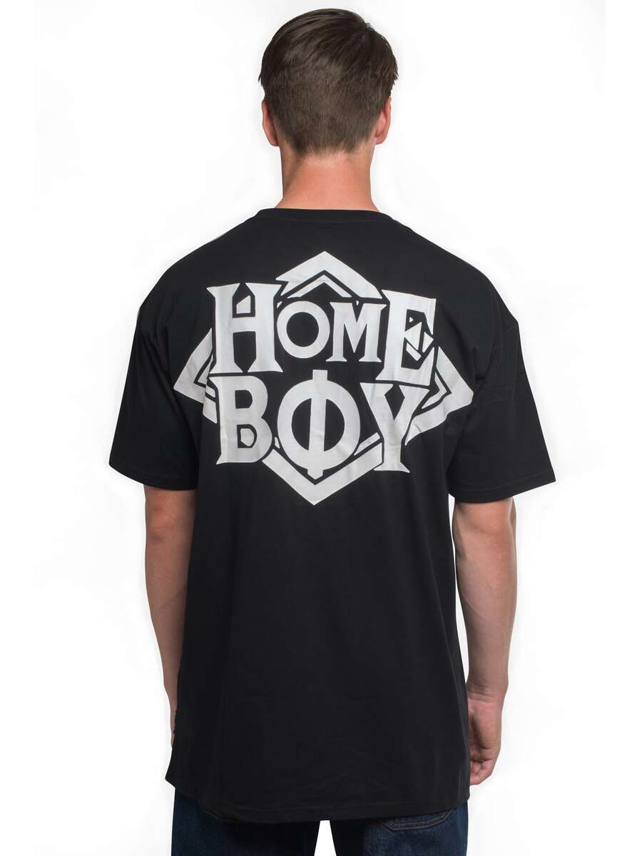 T-Shirt Oversize | THE BIGGER HOMIE TEE | HOMEBOY