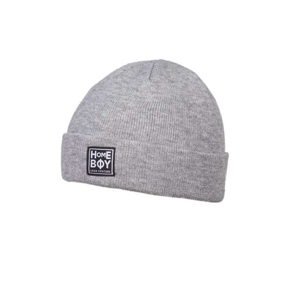 Beanie/Mütze | PISSPUTT Beanie - Grey Heather | HOMEBOY