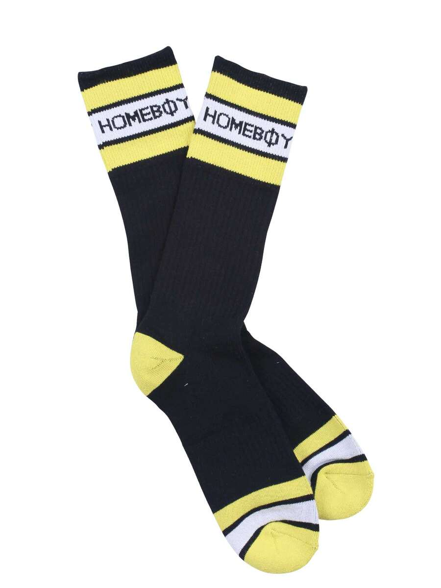 Socken | 2er Pack STRIPE Sock - BLACK - 36-38 | HOMEBOY