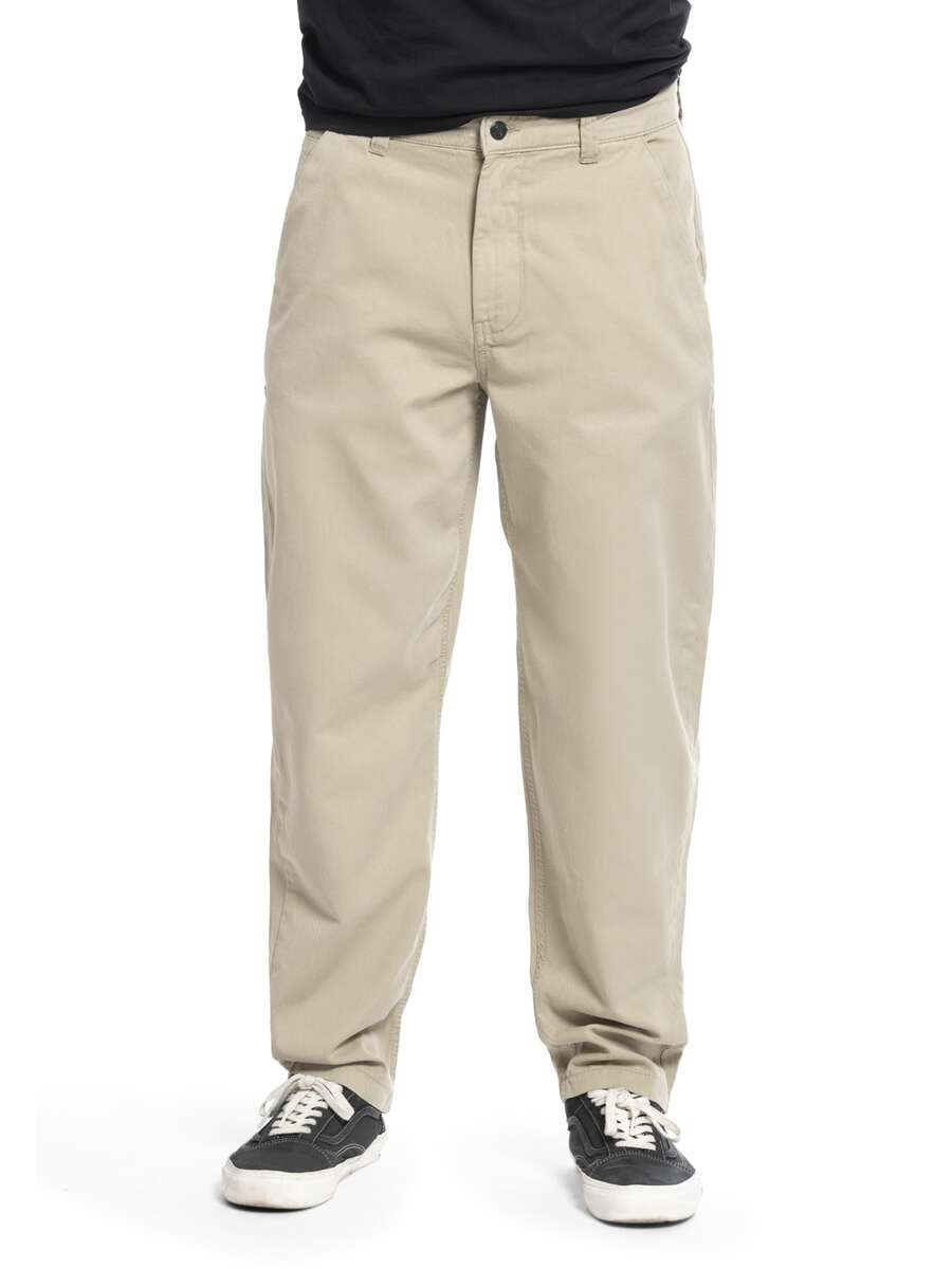Baggy Pant | X-TRA SWARM CHINO DUST | 30 L32 | HOMEBOY