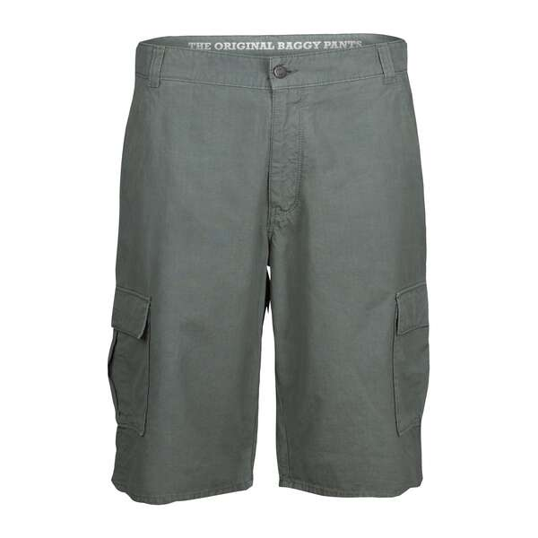 Shorts | X-TRA CLAN CARGO SHORTS OLIVE  CAMOU | 32 | HOMEBOY