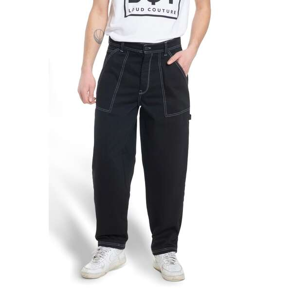 X-TRA WORK PANT Black  | HOMEBOY