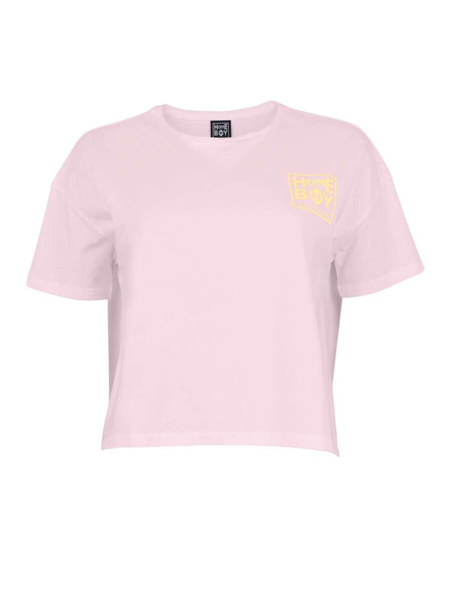 CATE T-Shirt | HOMEBOY-Blush-Rose