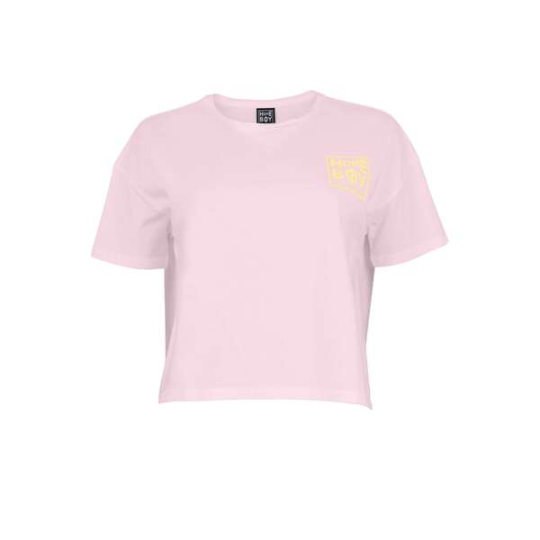 CATE T-Shirt BLUSH ROSE |  HOMEBOY