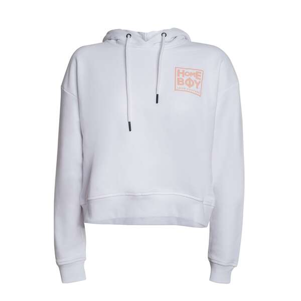 Pullover/Sweatshirt | JADA Sweat Hood White | HOMEBOY