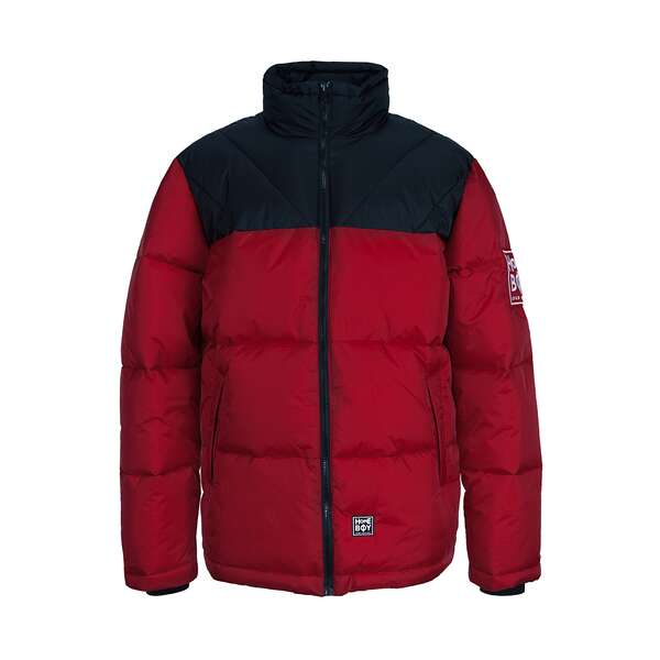 SADDLE ARK JACKET | HOMEBOY-Red