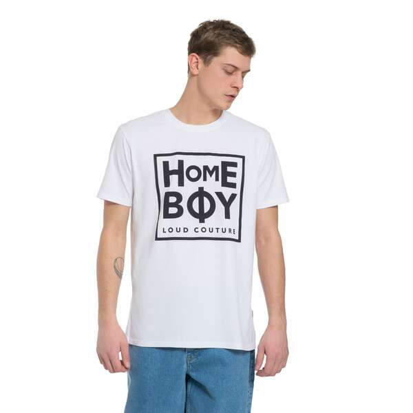 TAKE YOU HOME TEE | HOMEBOY-White