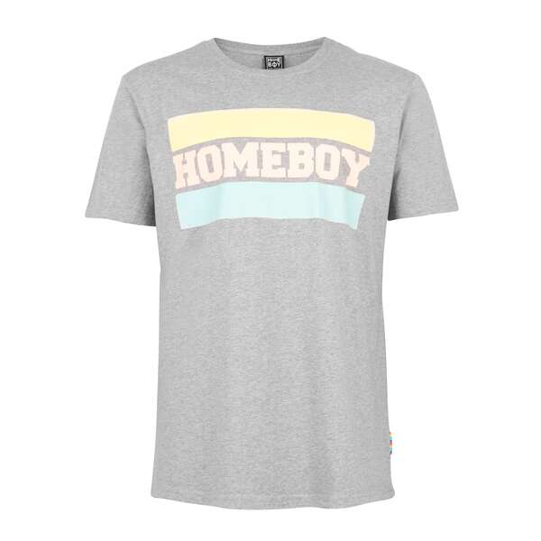 T-Shirt | TAKE YOU HOME TEE | HOMEBOY-Grey-Heather