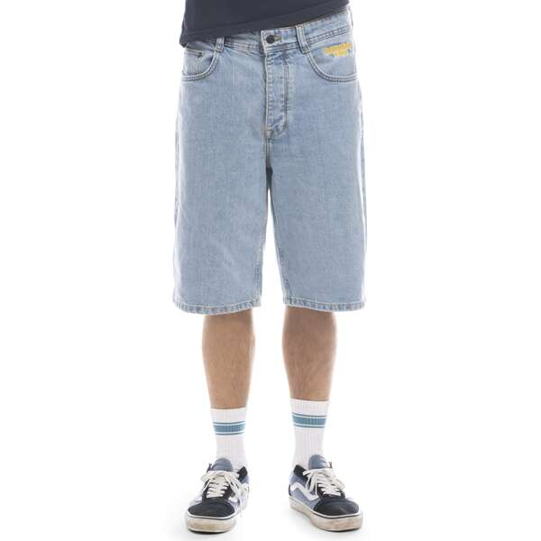 Pants | X-TRA BAGGY Shorts Moon | HOMEBOY