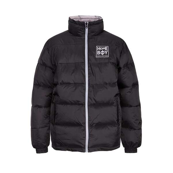 Jacke | HARVEY DENT Jacket Black | HOMEBOY
