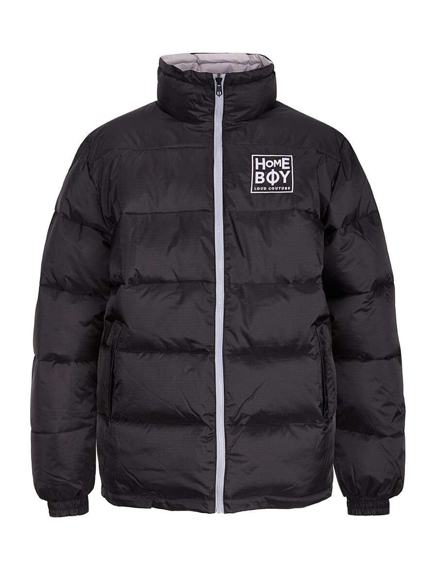 Jacke | HARVEY DENT Jacket Black L | HOMEBOY