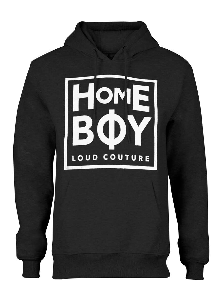 Kapuzenpullover/Hoodie | NEIGHBOR-HOOD Black | HOMEBOY